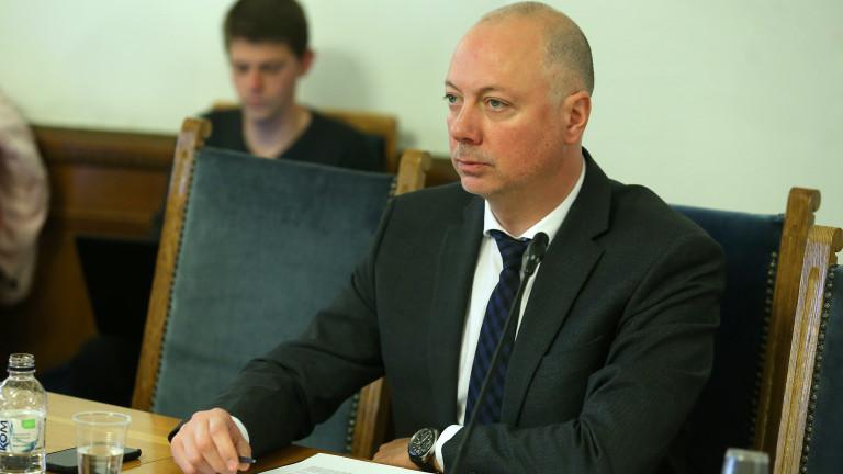 Транспортният министър Росен Желязков заяви по време на участието си