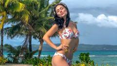 Секси ваканцията на Радост Тодорова на Малдивите