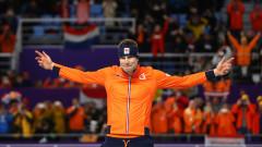 Свен Крамер спечели трета олимпийска титла