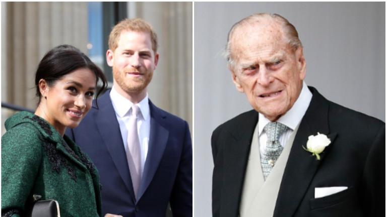 Принц Филип срещу брака на Хари и Меган
