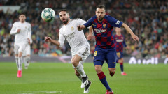 Млад французин трябва да замени Жорди Алба в Барселона?