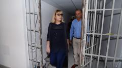 Цачева: Частите от пистолет във Врачанския затвор не са намерени в килия