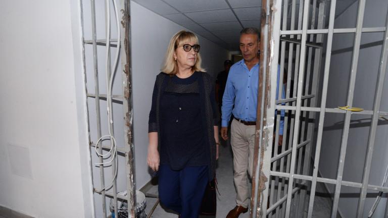 Откритите части от пистолет във Врачанския затвор не са намерени