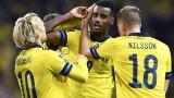Швеция - Косово 3:0 в световна квалификация
