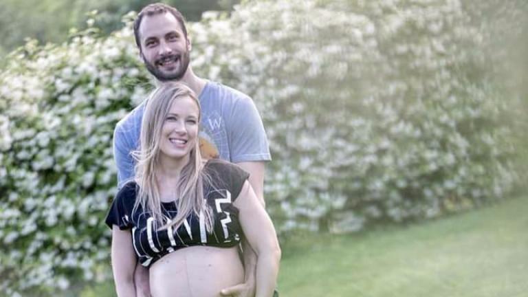 Матей Казийски стана баща на момче