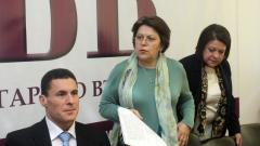 Държавата затъва заради неподготвени кадри, констатира Татяна Дончева