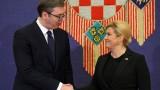 Хърватия без височайшия си талисман си срещу Англия