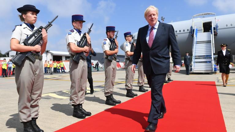 Размяна на задочни реплики имаше между председателя на Европейския съвет