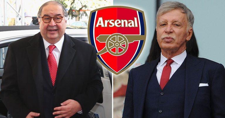 Собствеността в Арсенал отдавна е повод за раздори между Усманов и Крьонке