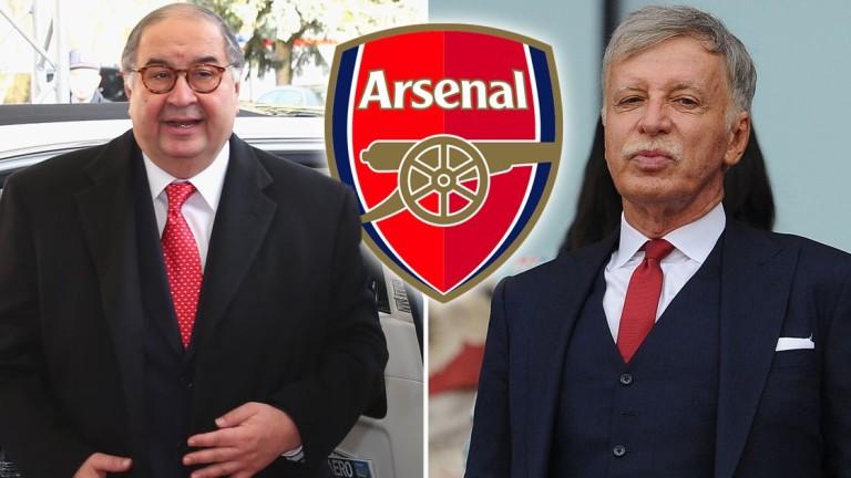 """Американски бизнесмен взема цялата власт в """"Арсенал"""""""