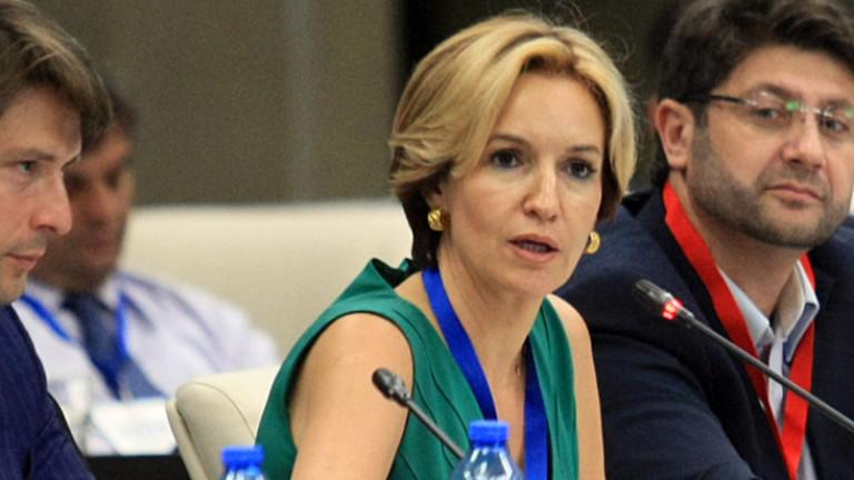 Гергана Паси се оттегли от Обществения съвет на БНТ