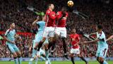 Агонията за Юнайтед продължава след уникален карък срещу Бърнли (ВИДЕО)