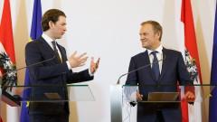Миграцията е дългосрочен проблем, предупреди Туск