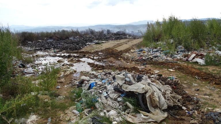 Разчистват нерегламентираните сметища в Кюстендилско