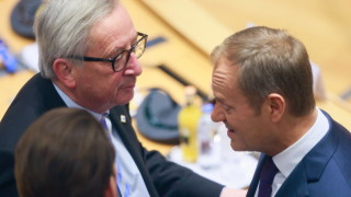 Брюксел увери Мей, че не иска да се прилага защитният механизъм за Ирландия