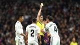 """Реал без победа на """"Бернабеу"""" срещу Барса за първенство от 6 години"""