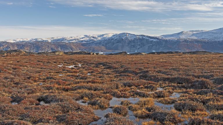 Канадската арктическа вечно замръзнала земя се размразява 70 години по-рано