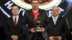НА ЖИВО: Футболист на годината