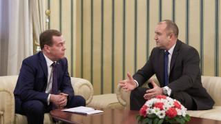 Българо-руският диалог възстановявал доверието между ЕС и Русия, убеждава Радев