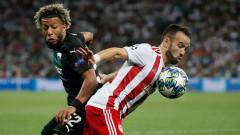 Олимпиакос и Динамо (Загреб) вече са част от елитната фаза на Шампионската лига