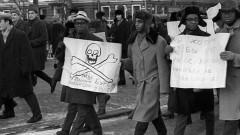 Първият анти-расистки протест в Москва – провокация или организирана атака