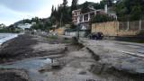 Проливни дъждове предизвикаха хаос в цяла Гърция