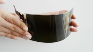 Samsung представи нечуплив огъващ се екран за смартфони