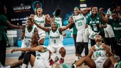 Нигерия е първият африкански отбор на четвъртфинал на Световно първенство по баскетбол