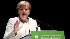 Меркел настоява за мирно решаване на конфликта между Иран и САЩ