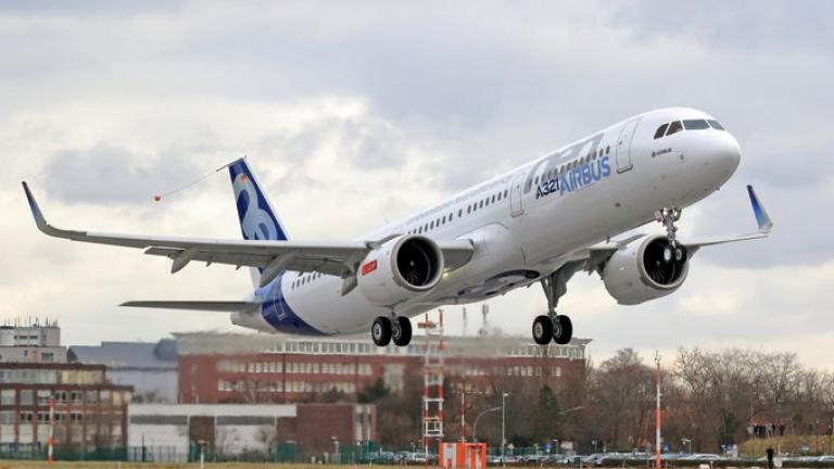 Airbus увеличава производствените мощности за A321