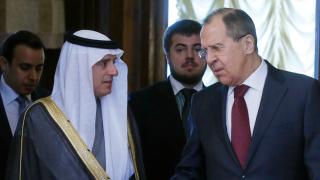 Рияд каза на Москва, че Асад трябва да си ходи