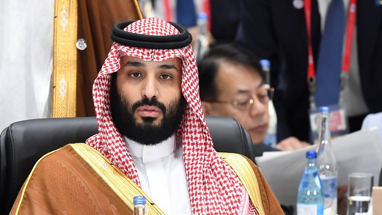 Принц Салман се страхува да не бъде убит от саудитския народ, Иран и Катар, ако признае Израел
