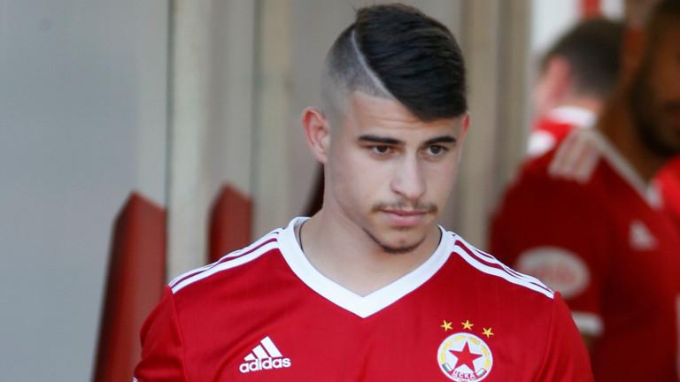 Част от младите таланти на ЦСКА ще бъдат преотстъпени през