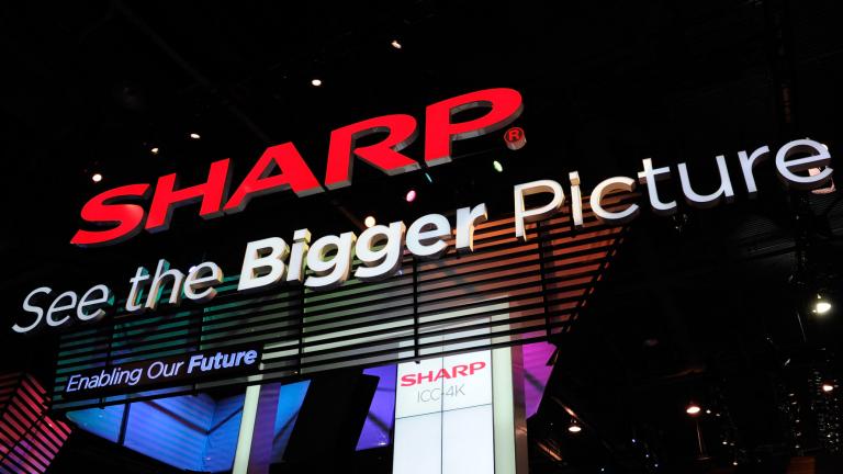 Производителят на електроника Sharp вече има нов собственик