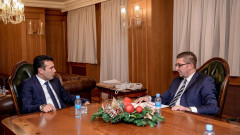 Заев: Опозицията трябва да участва в реформирането на Македония