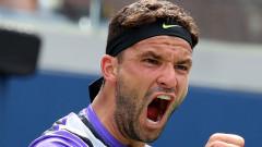 Григор Димитров ще играе за България в дебютното издание на ATP Cup