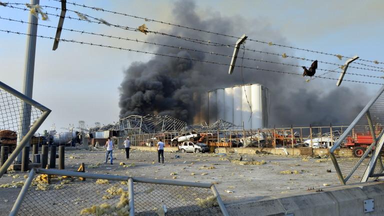 Сред жертвите на експлозията в Бейрут са служители на ООН.