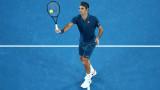 Федерер след мача с Циципас: Загубих от по-добрия тенисист