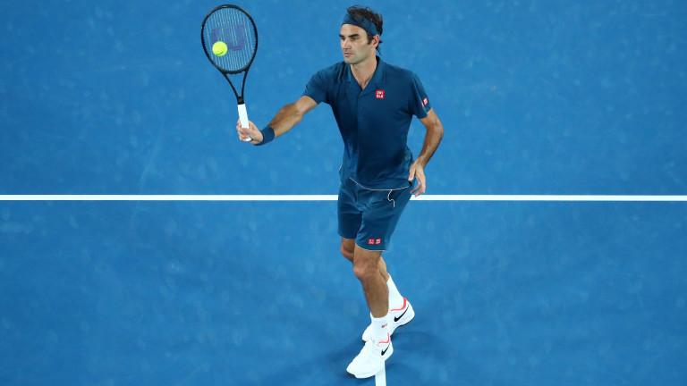 Шесткратният шампион Роджър Федерер призна, чепобедата на Стефанос Циципас в