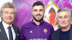 """Патрик Кутроне бързо се завърна в италианската Серия """"А"""""""