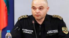 Главсекът на МВР защити полицаите от агресивни нападки