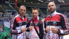 33 български медала от Европейското първенство по таекуондо ITF