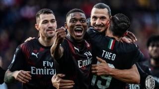 Ибрахимович каза при какви условия ще поднови договора си с Милан
