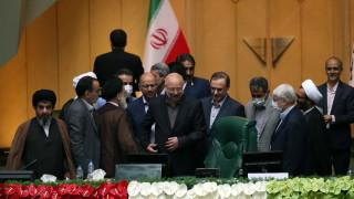 Бившият кмет на Техеран Галибаф оглави парламента на Иран