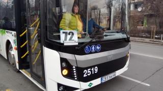 Пак може да купуваме билети от шофьорите в градския транспорт в София