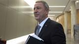 Турция изключва война с Гърция заради морските спорове
