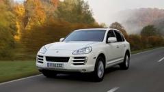 Porsche пусна първия дизелов Cayenne