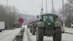 Гръцките фермери се отказаха да блокират границата ни