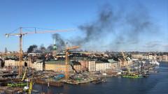 Мощен взрив в Стокхолм, няколко души са ранени