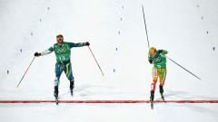 Веселин Цинзов измъкна 12-о място на 1/2-финала в отборния спринт